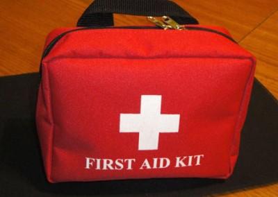 Curso de Primeros Auxilios en inglés