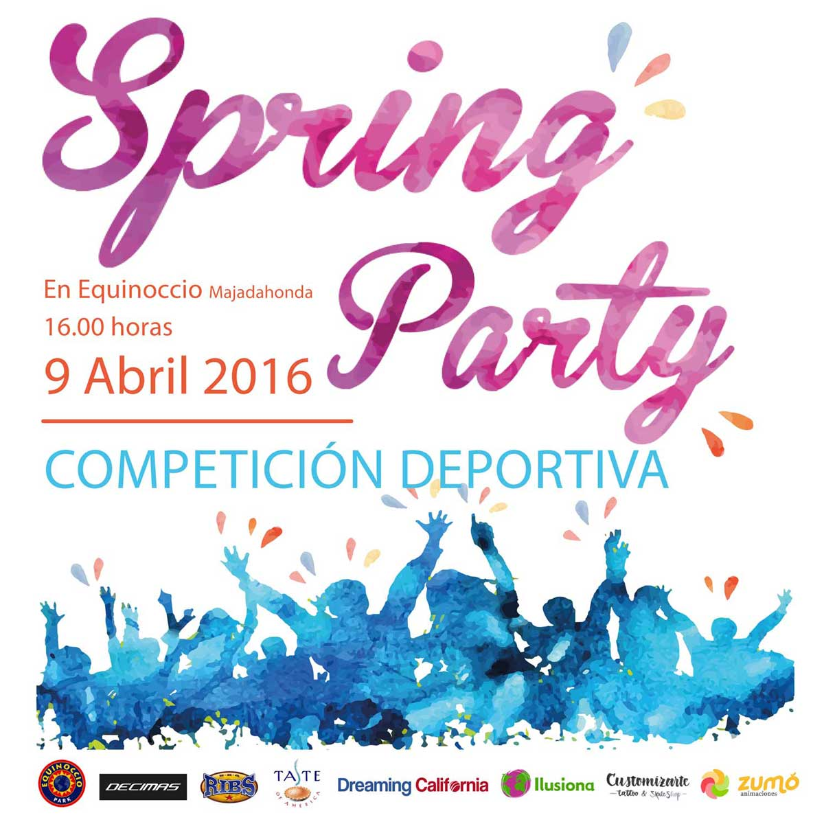 II Spring Party