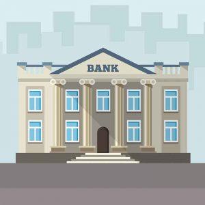 bankW English vocabulary