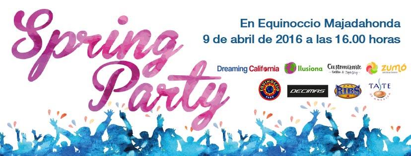 II Spring Party. Competición deportiva