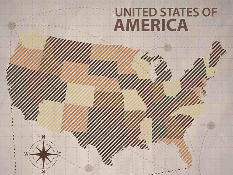 5 cosas sorprendentes sobre los EE.UU.