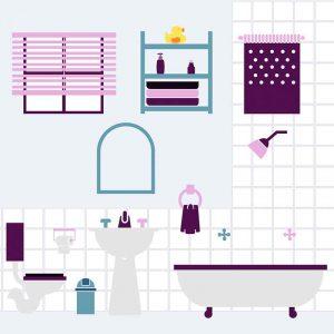 bathroomW artículos domésticos