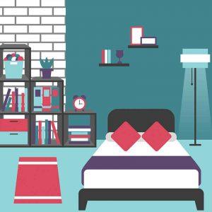bedroomW artículos domésticos