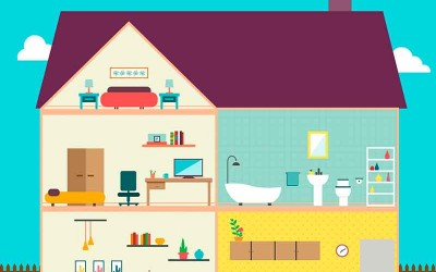 English vocabulary list – household items