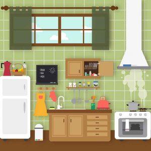 kitchenW artículos domésticos