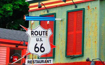 Oddities along Route 66