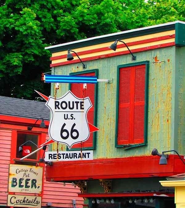 Rarezas a lo largo de la Ruta 66