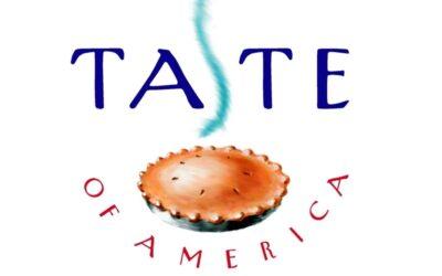 Taste of America en la American Spring Party!