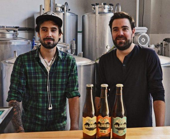 Cerveza Artesanal Majariega como patrocinador