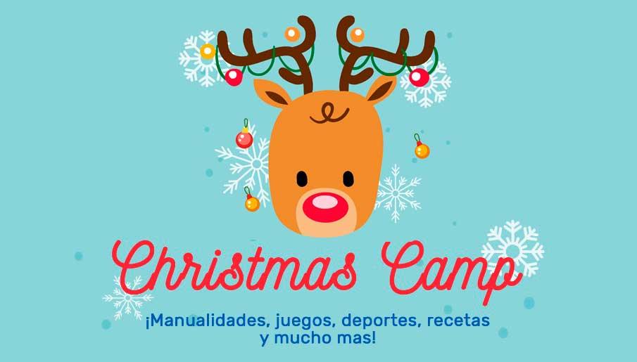 Campamento de navidad 100% en inglés 2019-2020