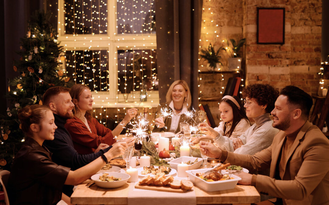 ¿Cómo vive un estudiante de intercambio en navidades en USA?